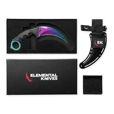 Elemental Knives Fade Real CSGO Knife Skin Counter Strike CS GO