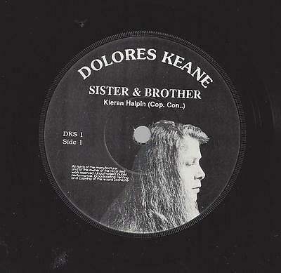 "DOLORES KEANE Sister & Brother - 1989 Ringsend Road 7"" VG+ Cond!! Irish Folk"