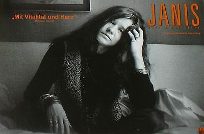 JANIS - Little Girl Blue - Lobby Cards Set -Janis Joplin, Amy Berg - Documentary