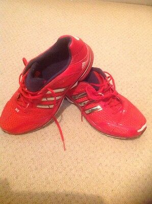 Paralympic Team GB Adidas Trainers - London 2012 (used)