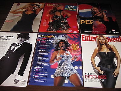 Beyonce Knowles Clippings *LAST CHANCE*