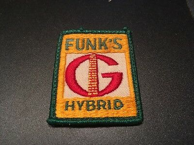 Funks Hybrid Seed Corn Patch