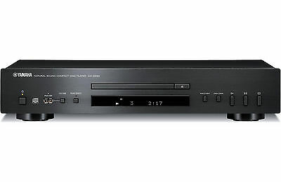 Yamaha CD-S300BL Single-Disc CD Player/USB Port for iPod/iPhone *NEW*CDS300BL