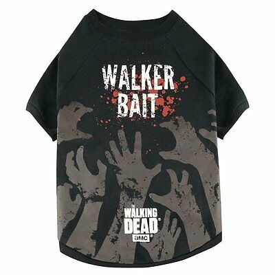 The Walking Dead - Hunde T-Shirt - Walker Bait (S-XL)