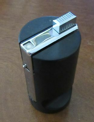 Ronson W germany vintage table top or pocket lighter nice very cool design