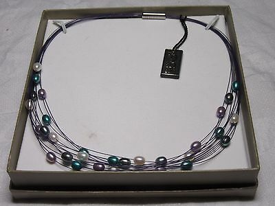 Honora Collection - Cultured Pearl Necklace in Box