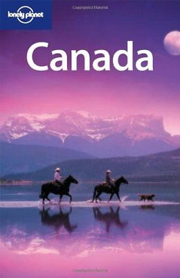 Canada (Lonely Planet Country Guides) by Cruttenden, Peter Paperback Book The