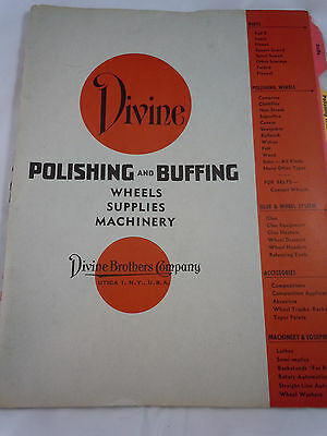 Divine Polishing And Buffing Wheels Catalog