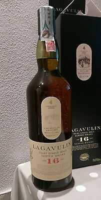 Scotch Whisky LAGAVULIN Aged 16 Years Old - 70cl - 43% con box