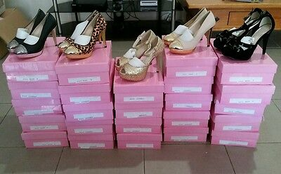 BULK!!! 'Sugar Tease' Shoes - 24 pairs - Pick up only