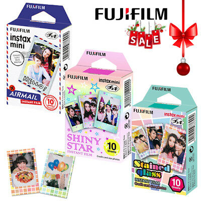 Fujifilm Instax Mini 30 Color Film Photos - Fuji Instant 8 25 70 90 Camera SP-2