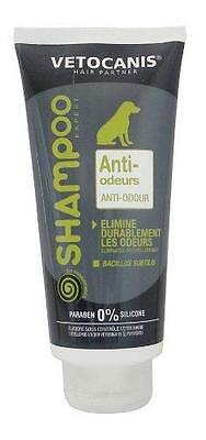 Vetocanis Shampoing Antiodeur Pour Chien 300 Ml
