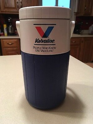 Valvoline Oil Coleman Water Cooler