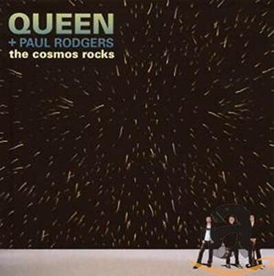 Queen & Paul Rodgers - The Cosmos Rocks - Queen & Paul Rodgers CD BYVG The Cheap