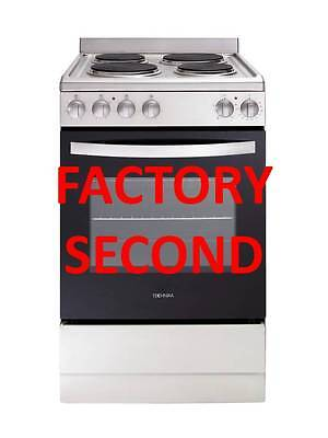 Technika 54cm All Electric Upright Cooker TEE54SS Factory Second TSV0982 - 1-45C