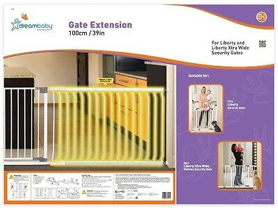 Dreambaby Liberty Gate Extension - 100cm