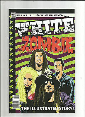 White Zombie Rock and Roll Biographies #7 (2015 Acme) Rob Zombie Unread NM