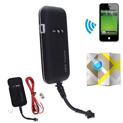 GPS Tracker Car Vehicle Motorcycle Truck Realtime GPRS GSM Track Device Alarm TR