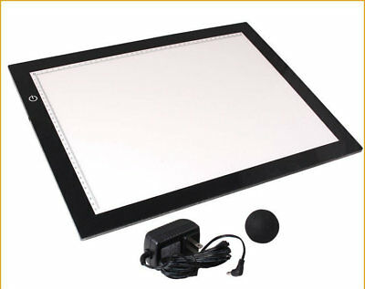 NEW LED - Super Thin Lightbox A3 from Hobby Tools Australia