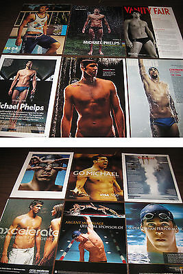 Michael Phelps Clippings *LAST CHANCE*