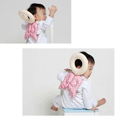 Baby Toddler Infant Walking Protective Gear Head Body Protect Pillow Mat Pad