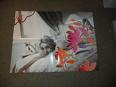 """Britney Spears - Stages Folded Poster - 18"""" X 24"""" - 2002"""