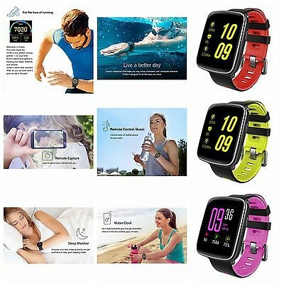 Bluetooth Smart Watch Phone Mate IPS Touch screen SIM GPRS For iPhone Samsung UK