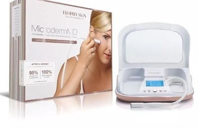 Microderm MD Home Microdermabrasion System by Trophy Skin