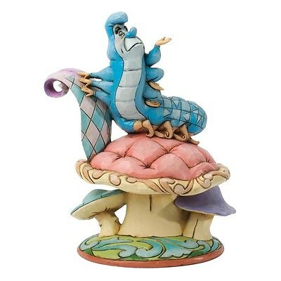 Caterpillar Alice In Wonderland -  Disney Traditions - 4037507 - New & Boxed