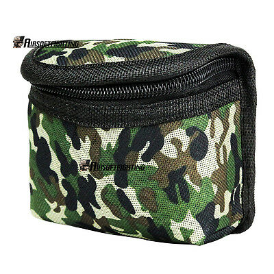 Outdoor Military Airsoft Molle Tactical Magazine Drop Pouch Cycling Hunting Belt