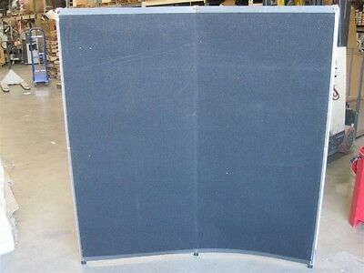 """Nomadic Instand Pop-Up Trade Show Display Stand 63"""" x 60"""" w/Case"""
