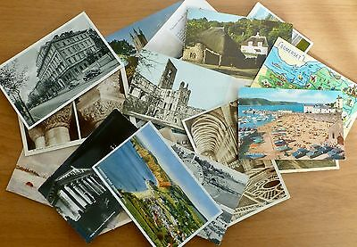 New York Grand Central Station & UK Postcards - 25 in total 1960's