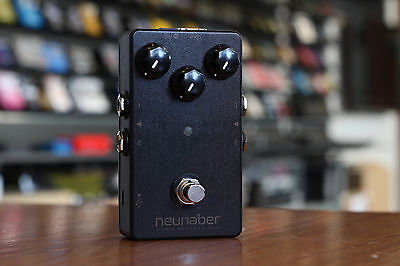 Neunaber Slate Stereo Expense Reverb Guitar Effect Pedal USED