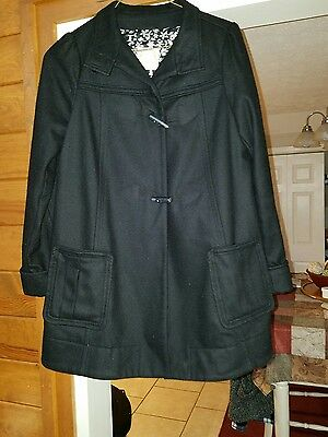 Womens old navy size small maternity jacket