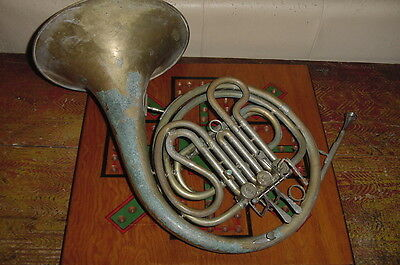 Vintage Olds And Sons French Horn Fullerton California