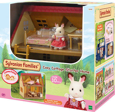 SYLVANIAN FAMILIES Cosy cottage starter 5242