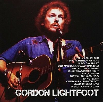 Gordon Lightfoot - Icon [New CD] Canada - Import
