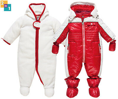 CHICCO 2in1 Schneeoverall Schneeanzug Thermore®  Gr. 86 / 18-21 Mo. UVP 113,90