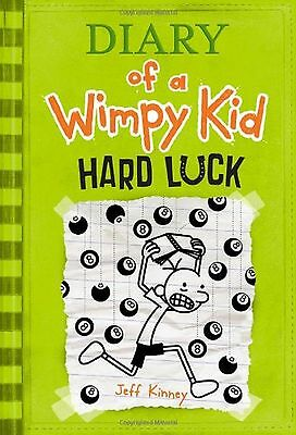 Diary of a Wimpy Kid # 8: Hard Luck New