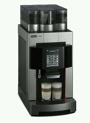 Franke pura coffee machine