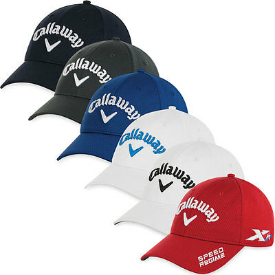 Callaway Golf 2016 Mens Tour Authentic TA Performance Pro Cap Baseball Hat