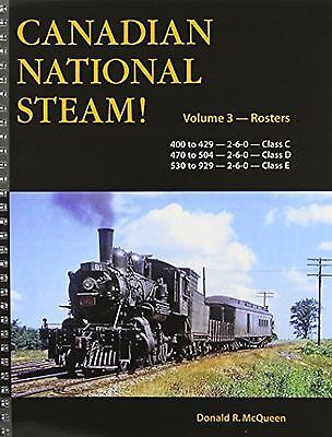 Canadian National Steam Volume 3: Mogul Types New