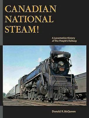 Canadian National Steam! New