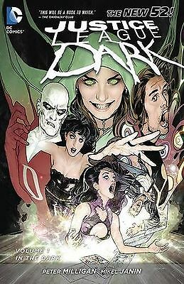 Justice League Dark Vol. 1: In the Dark (The New 52) New