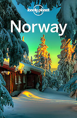 Lonely Planet NORWAY 6 (Travel Guide) - BRAND NEW PAPERBACK