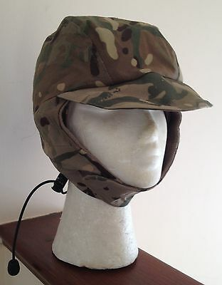British army MTP cold weather thermal cap