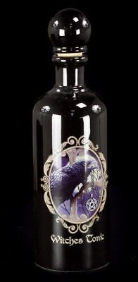 Witches Bottle - Witches Tonic by Lisa Parker - Gothic Fantasy Raven Crow