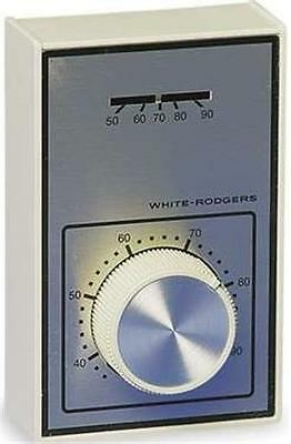 White-Rodgers 1A10-651 Heat-Cool Thermostat Light Duty Line Voltage FREE SHIP