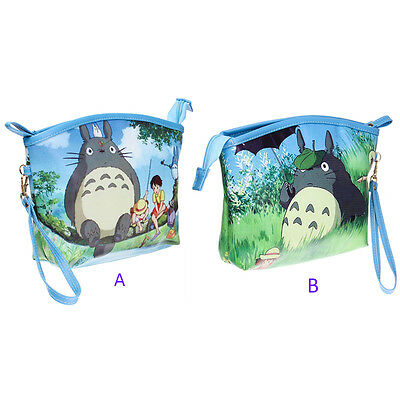 My Neighbor Totoro Bag Case Cosmetic Makeup Storage Pouch Pen Case Ghibli Anime