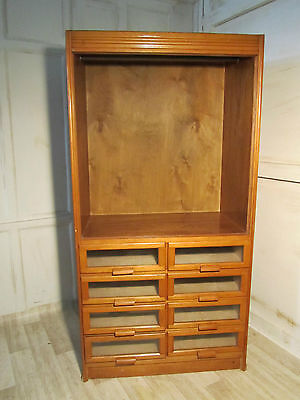Vintage Art Deco Haberdashery Cabinet, Counter Shop Display